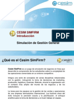 Cesim SimFirm Introduction