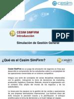 Cesim SimFirm Introduction