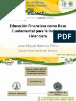 Educación Financiera Como Base