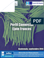 Perfil Ejote Requisitos de Entrada Del Ejote Francés en La UE
