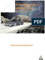 Soil Stabilization Road Recycling FAE Advantages