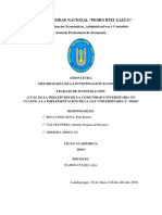 Informe Del Proyecto(Benavides Gàlvez Herrera)