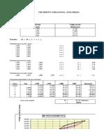 Calculo Poblacion Excel