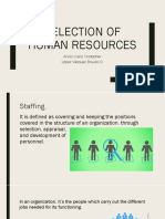 Selection of Human Resources.pptx