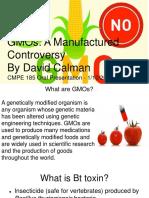 GMO draft