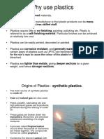 Plastics Presentation