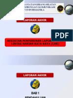 Laporan Akhir LHR Tangerang