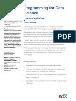 ProgramX-syllabus