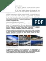 Clasificación de Los Desastres Naturales