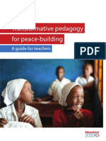 UNESCO Peace Pedagogy