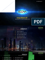 Ecova Energy Saving Presentation 2018