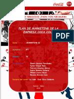 111504564 Plan Marketing Coca Cola