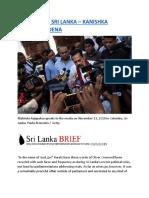 THE CRISIS IN SRI LANKA – KANISHKA GOONEWARDENA.docx