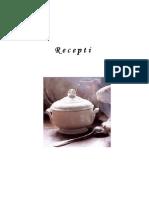 Recepti 1 (Kuharica i kolači)