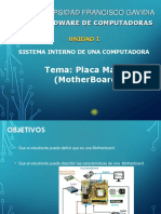 Clase No. 2 Placa Madre o Motherboard.pdf