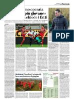 La Provincia Di Cremona 05-02-2019 - Serie B