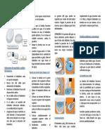Manual de Instrucciones de La Fuente Bebedero Kitty-GEERx
