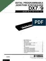 Dx7 Service Manual