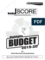 Indian Budget1