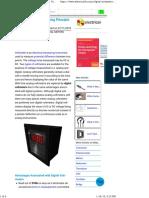 Digital Voltmeters Working Principle of Digital Voltmeter-1