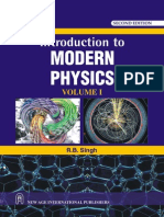 近代物理_Singh   Introduction to Modern Physics