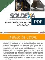 5.- Inspección de Soldaduras