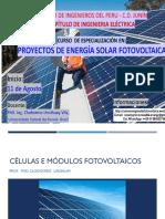 2 Células Fotovoltaicos (2h)