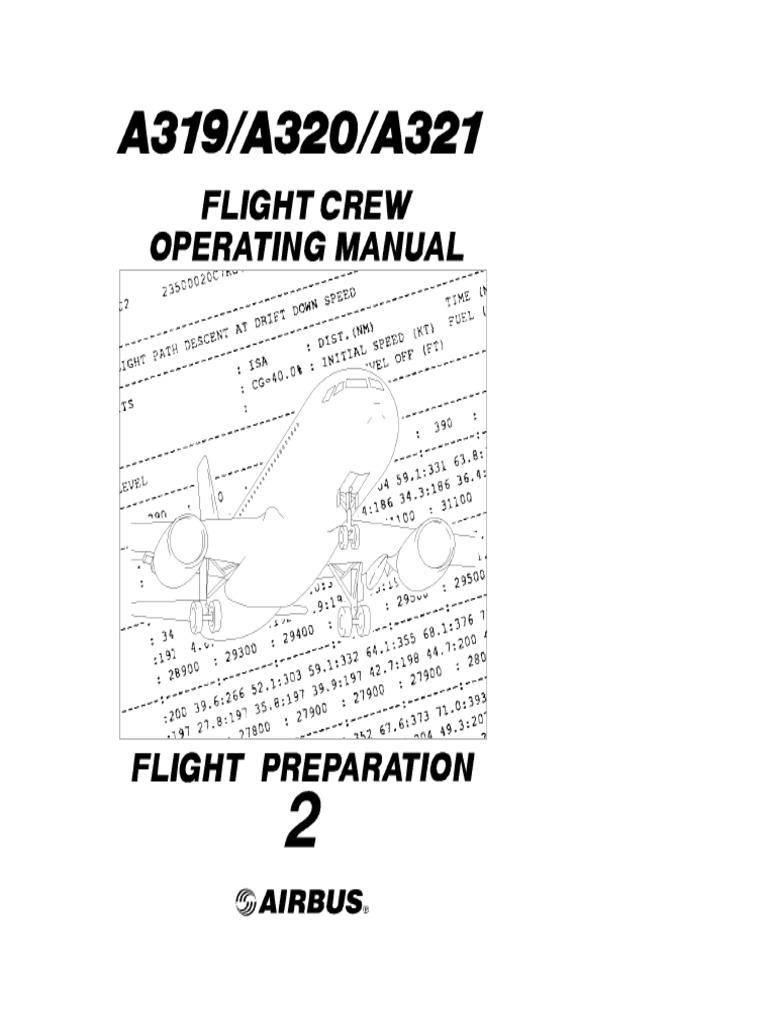 Airbus A319 A320 A321 Flight Crew Operating Manual VOL 2