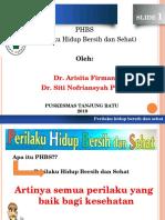 Promkes 2 PKM Tj. Batu (PHBS)