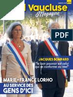 Nord-Vaucluse Magazine N°11
