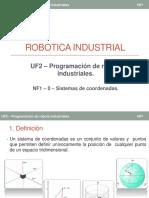 UF2 NF1 0 Sistemas de Coordenadas