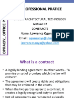 Lecture 07 Contracts