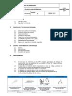PETS SGK PC 020 Control de Densidades
