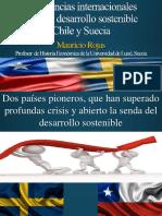 EXPERIENCIAS INTERNACIONALES ENTRE SUECIA Y CHILE
