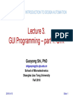 Lect03 GUI Programming1 Gtk