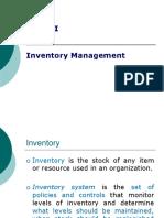 Unit 3 - Inventory Management.ppt