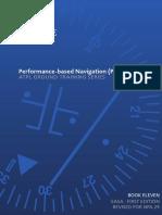 CAE Oxford Aviation Academy ATPL 11 Performance Based Navigation