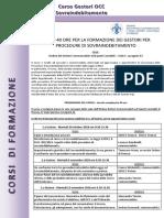 Programma Corso OCC Ott2018-Gen2019