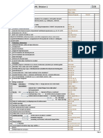 Design Check List Viii-1 Rev1