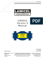 can232 manual