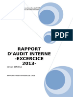 Rapport Audit 1