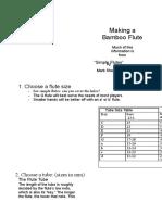 Como Fazer Uma Flauta de Bambu_pdf