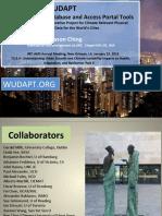 Wu Dap Tams 2016 Presentation