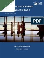 Co2017 ISB Case Book