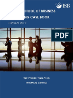 Co2017 ISB Case Book
