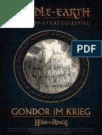 Gondor im Krieg