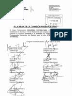 Enmienda a la totalidad de ERC