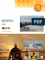 Presentation Algesco 26MAR2015