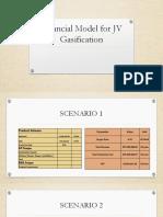 Financial Model for JV