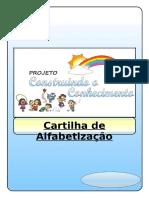 Cartilha de Alfabetização Em PDF